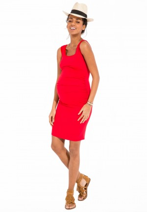 KIZOMBA tank - Maternity dress