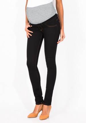 Vaqueros slim powerstretch negros