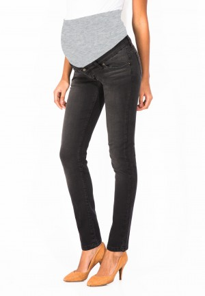 Jean slim powerstretch deluxe noir
