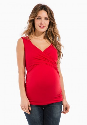 FIONA tank - Maternity top