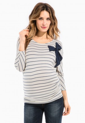 ILIAS ls - Maternity sweater