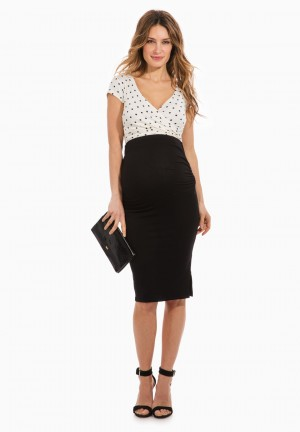 CINDY - Maternity skirt