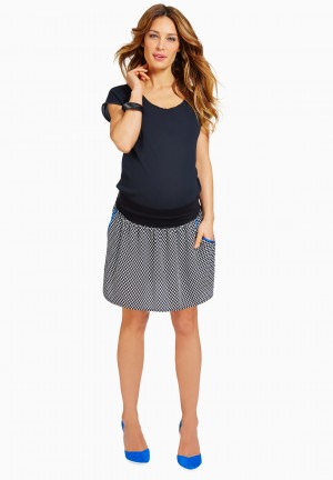 SUSAN - Maternity skirt