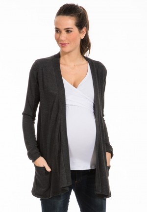 Maternity cardigan BALTAZAR