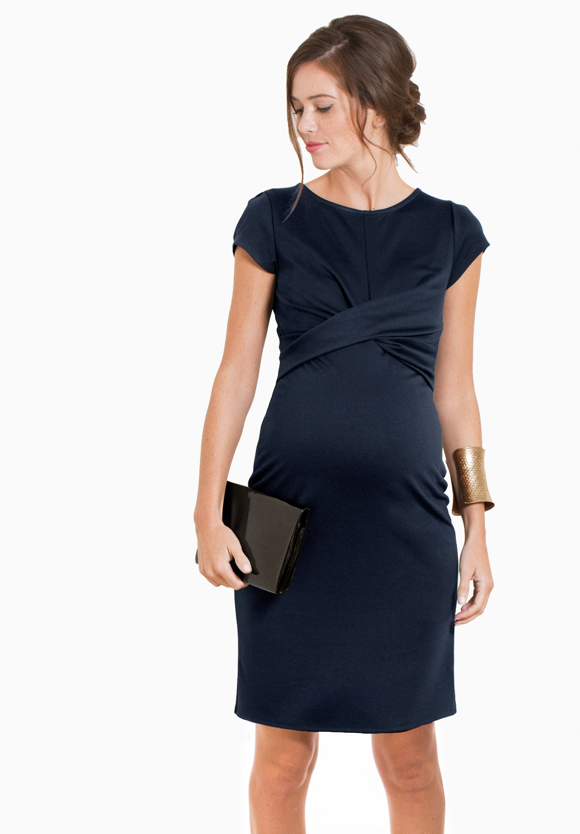 Robe cocktail enceinte