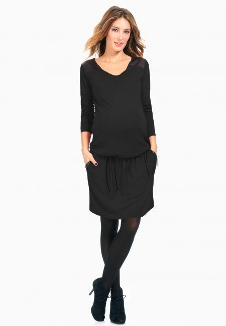 DOROTHEE ls - Maternity dress - Envie de Fraise