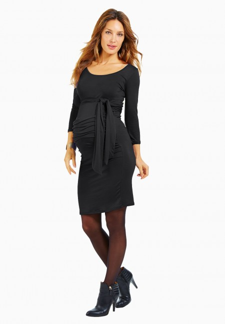 BLONDIE ls - Maternity dress - Envie de Fraise
