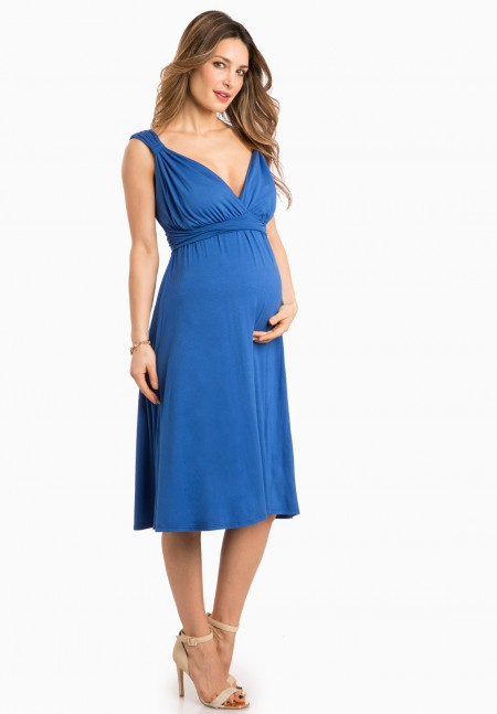 ROMIA tank - Maternity dress - Envie de Fraise