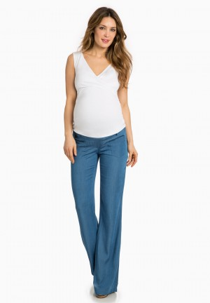 ADELYS - Maternity trousers
