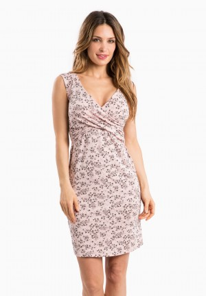 LYDIA - Maternity nightgown