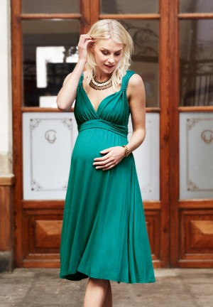 ROMIA tank - Maternity dress