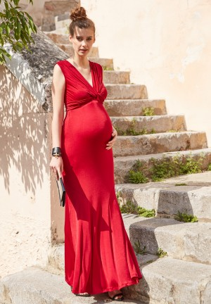 ANOUK TANK - Maternity dress