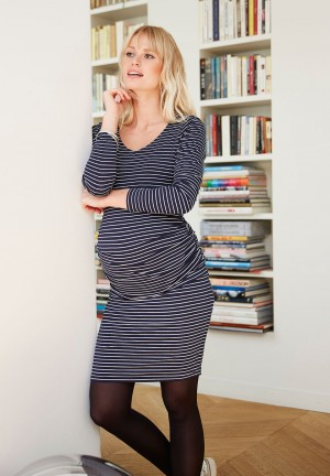 DAISY ls - Maternity dress