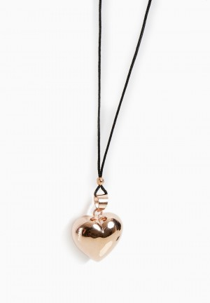 BOLA COEUR - Heart shaped maternity Bola with cord