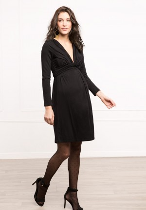 AMANDA ls - Maternity dress