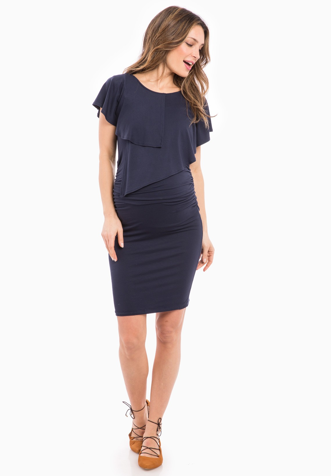 829214334 STELLA - Maternity dress - Envie de Fraise ...