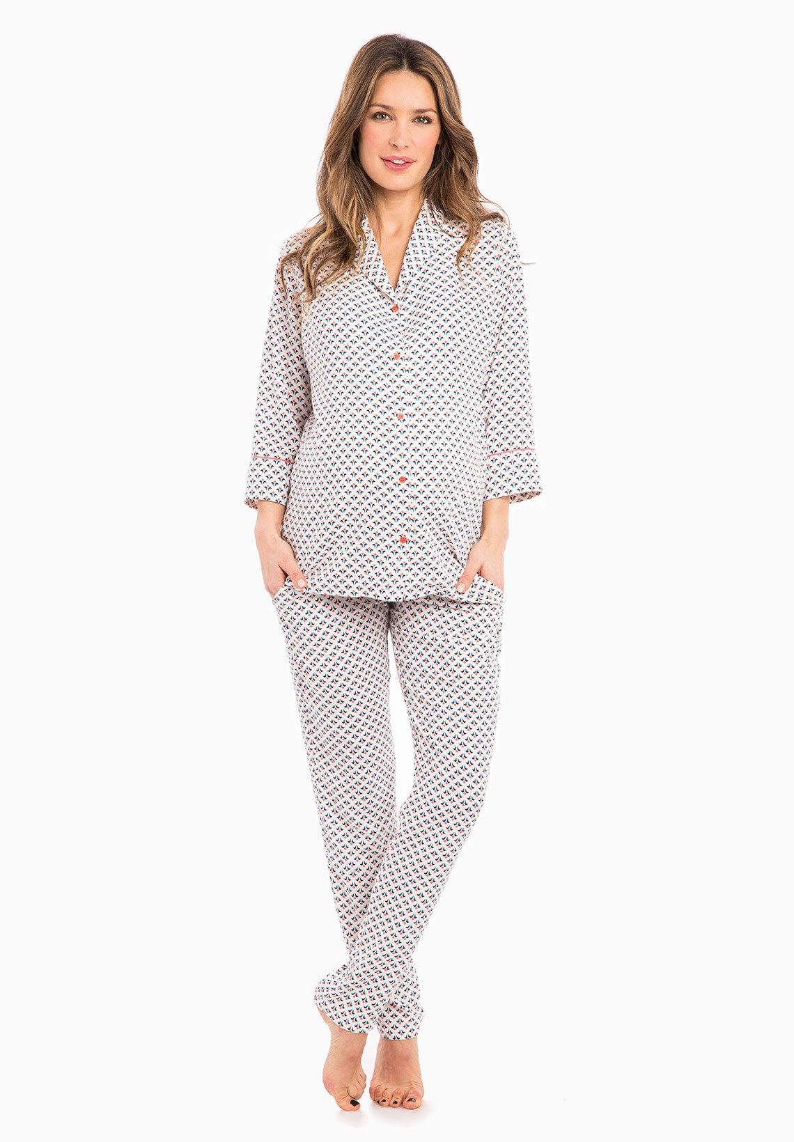 maternity nightwear. A sound night's sleep during pregnancy can sometimes seem like a distant dream. Up your chances of a blissful eight hours with our range of maternity nightwear.