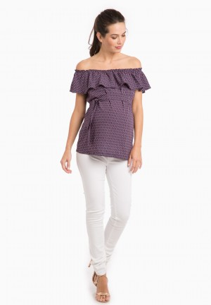 ISALINE - Maternity top