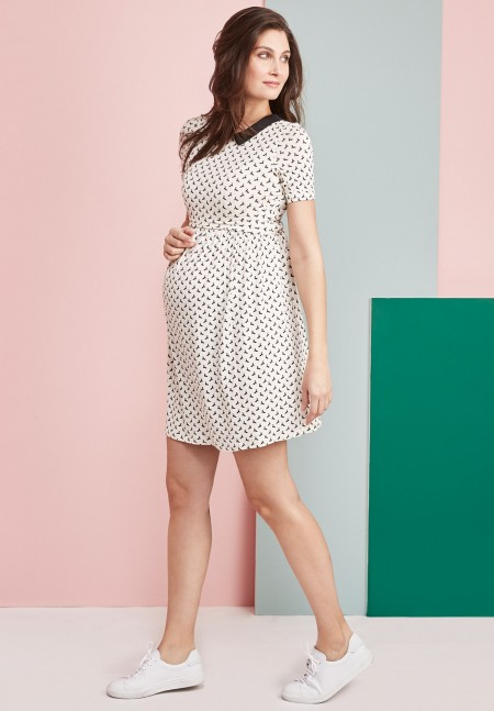 CAROLANE - Maternity dress - Envie de Fraise