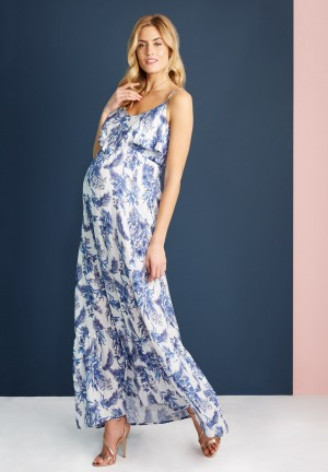 POEME TANK - Maternity dress