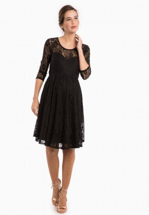 VENDOME ls - Maternity dress