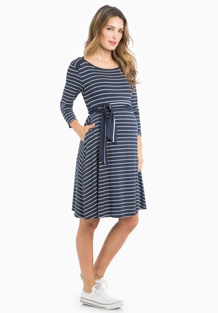 SALOME ls - Maternity dress - Envie de Fraise