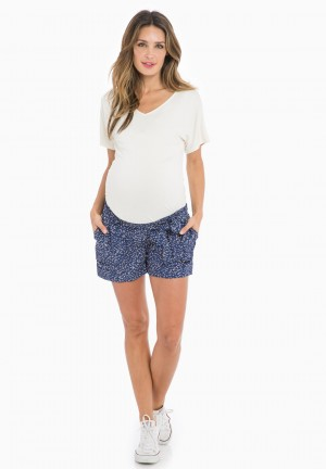 MAEVA - Maternity short