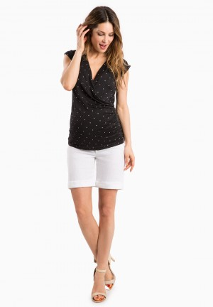 GENNA - Maternity top