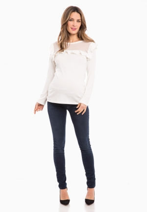 ISABELLE ls - Maternity top