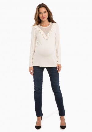 PHILIPPINES ls - Maternity top
