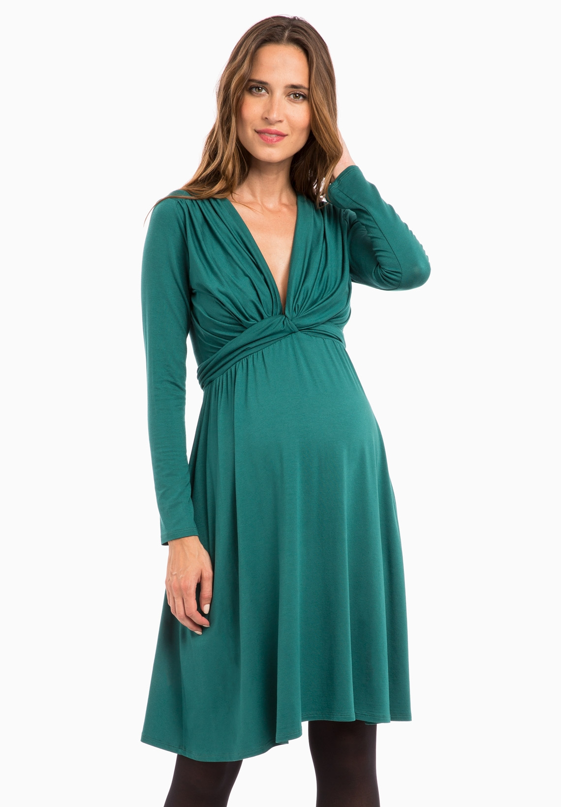 Maternity dress - AMANDA LS