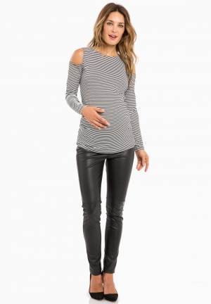 MARIANNE ls - Maternity top