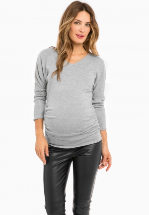 ANGELICA - Maternity sweater