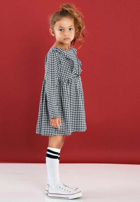 ANGELINA LS - Girls' dress - Envie de Fraise