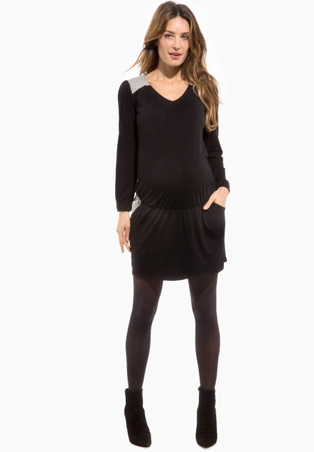KIMY ls - Maternity dress - Envie de Fraise