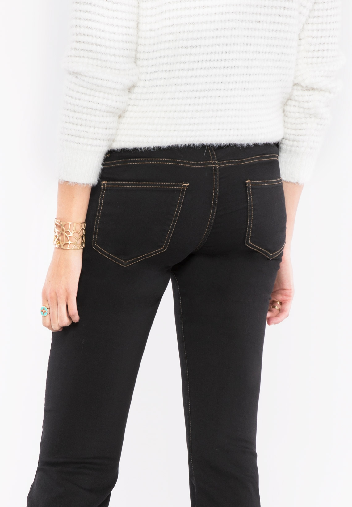 8ce274aba8ca4 GARRY - Bootcut maternity jeans with over belly band - Envie de Fraise ...