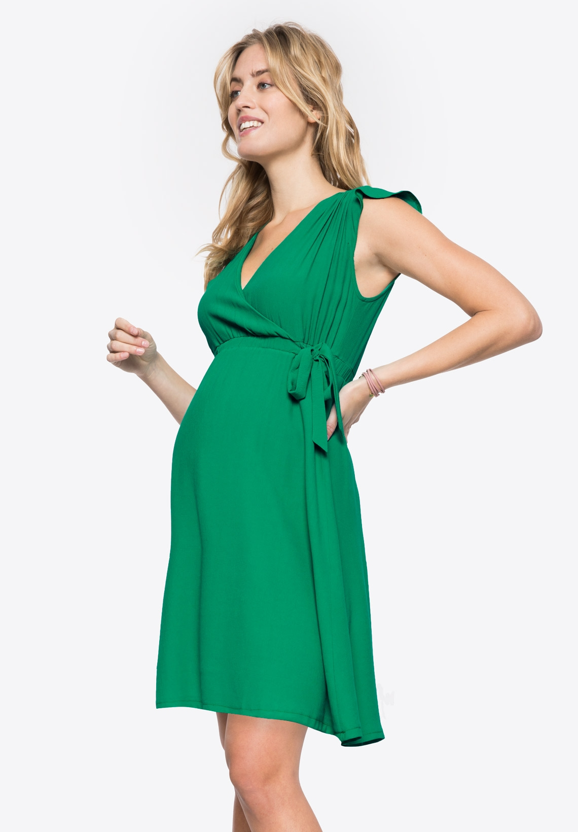 Maternity dress - MARTHE