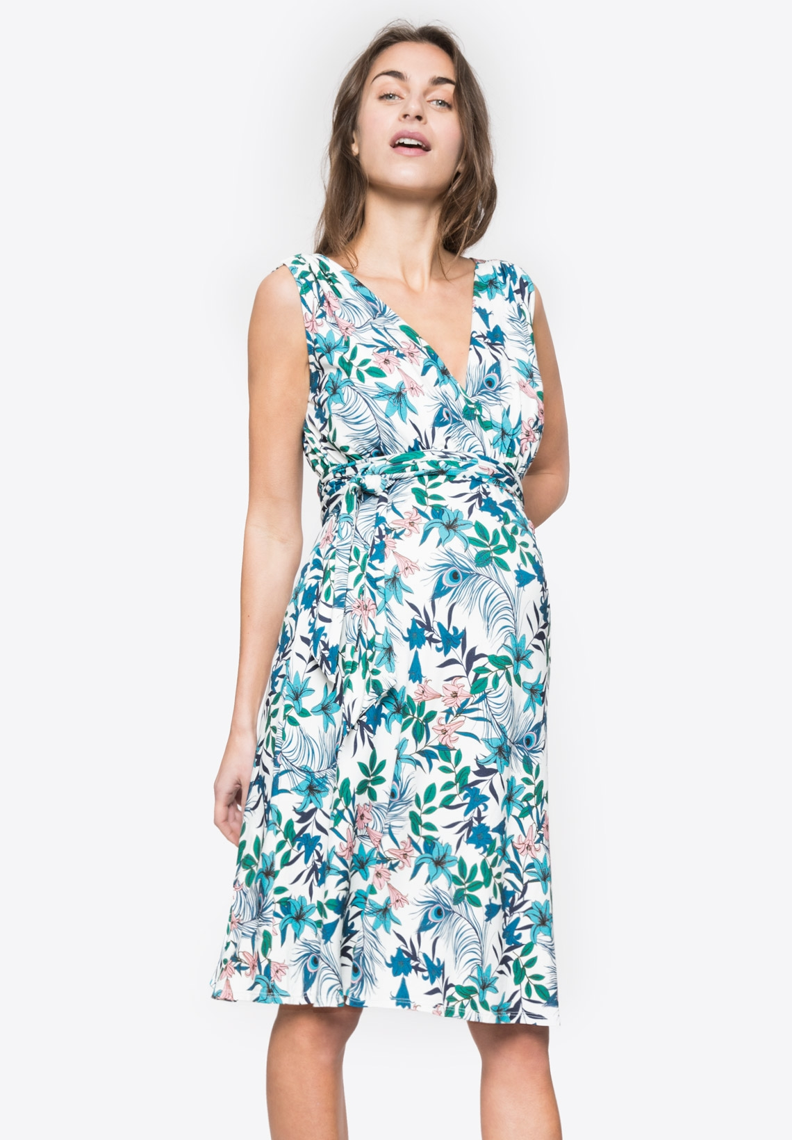 Maternity dress - ROMIA TANK