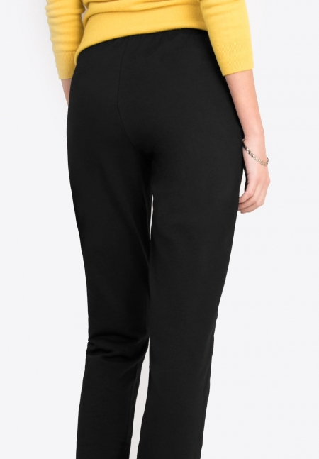 INAYA - Maternity pants without band - Envie de Fraise