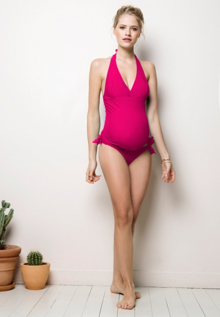 NOUMEA - Maternity swimsuit - Envie de Fraise