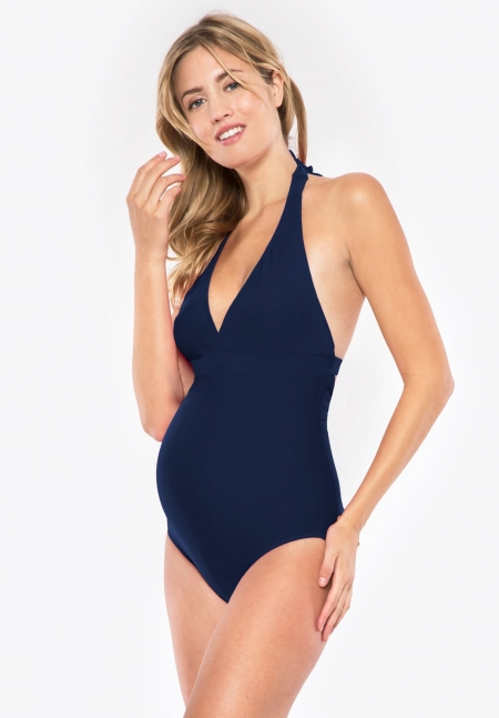NAGEUR - Maternity swimsuit anti-uv - Envie de Fraise