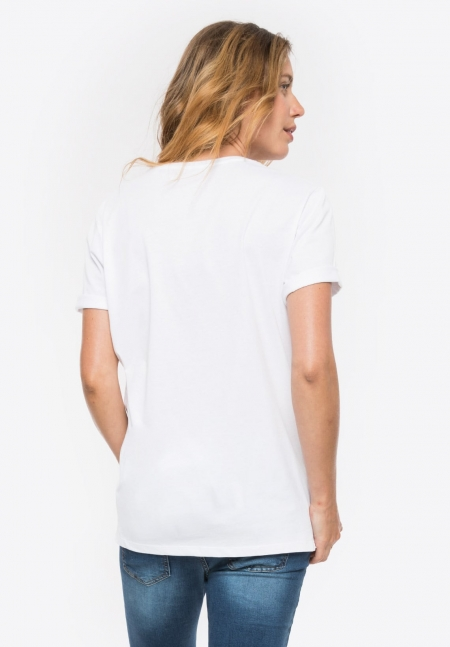 AVRIL - T-Shirt Organic cotton - Envie de Fraise