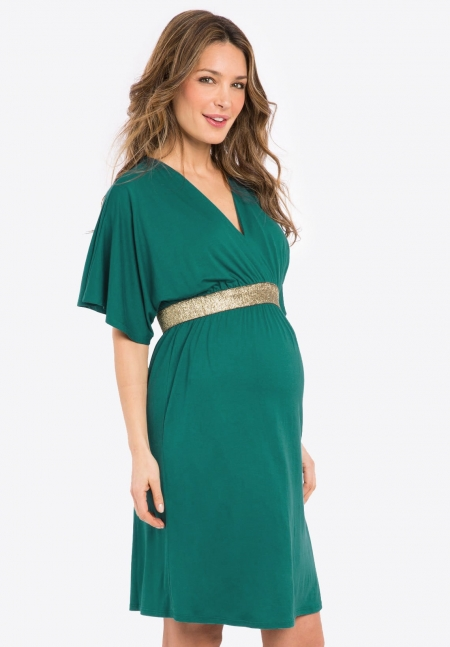 FELICINE - Maternity dress - Envie de Fraise