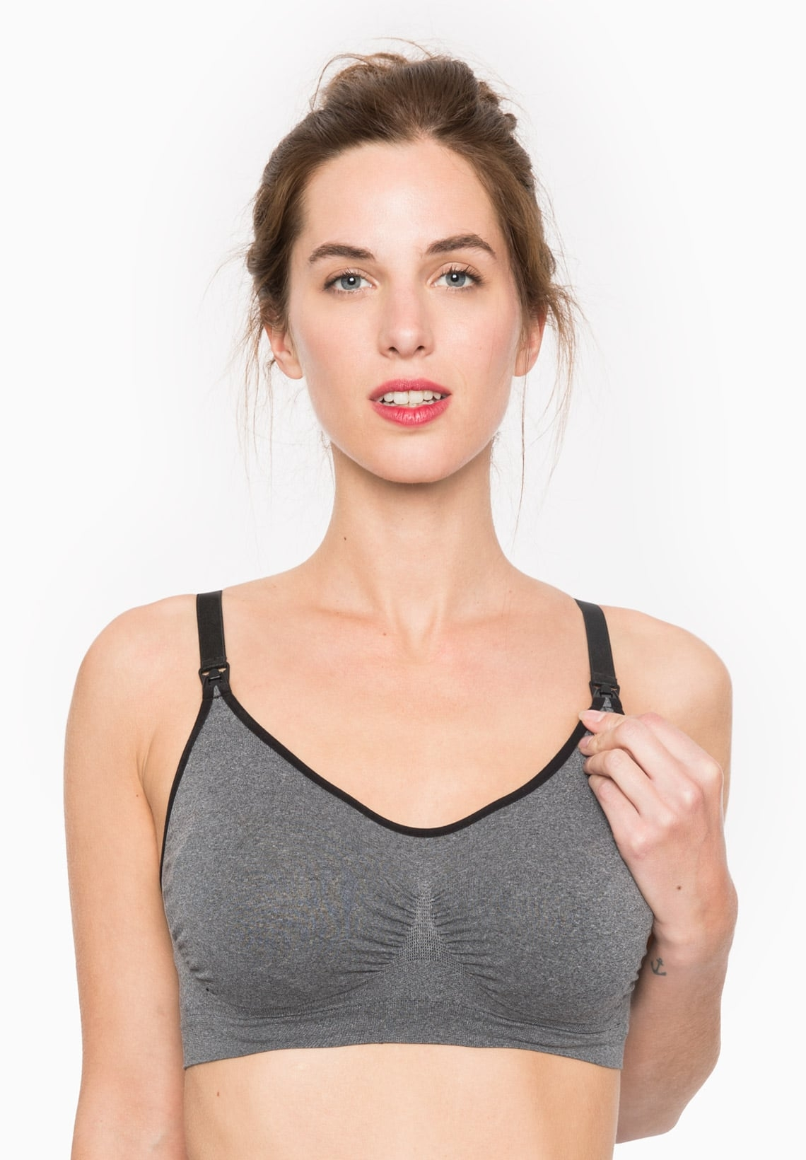 Set of 2 nursing bras
