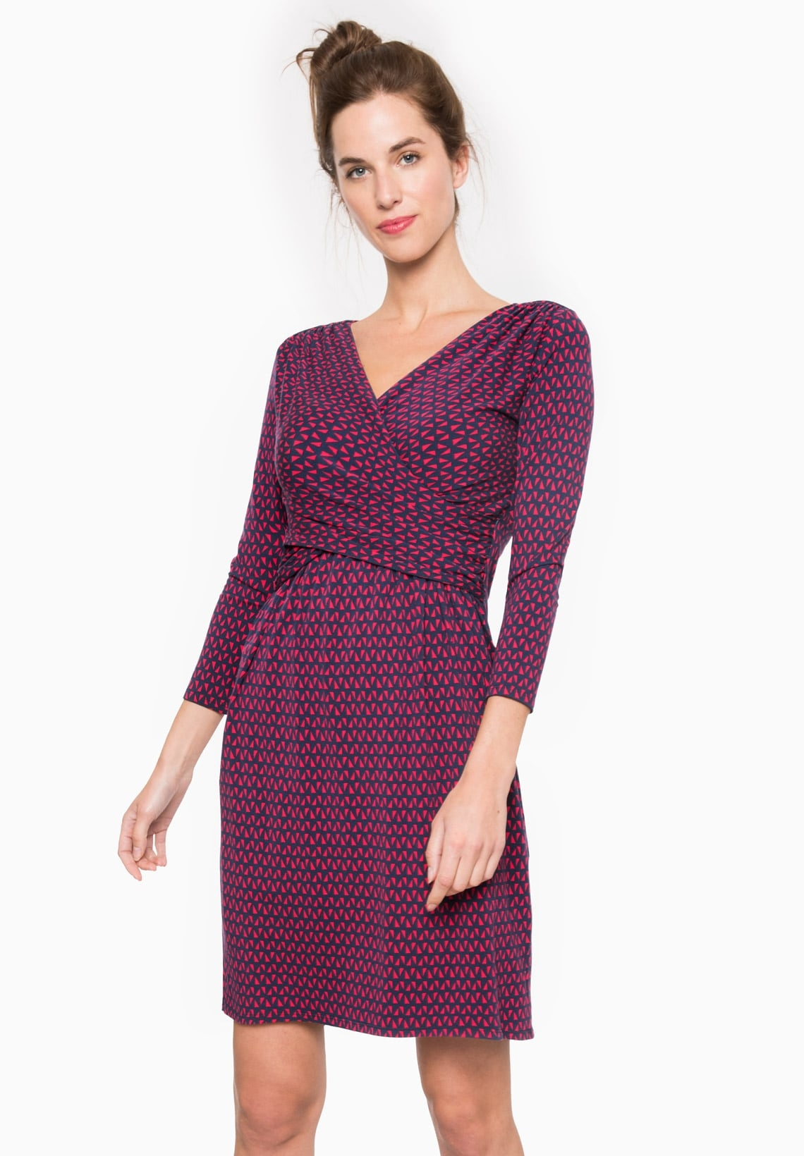 5bc6c48542c7 ... DIVINE ls - Maternity dress - Envie de Fraise ...
