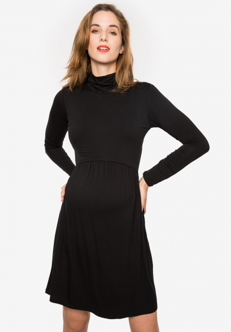 FANNY LS - Maternity dress - Envie de Fraise