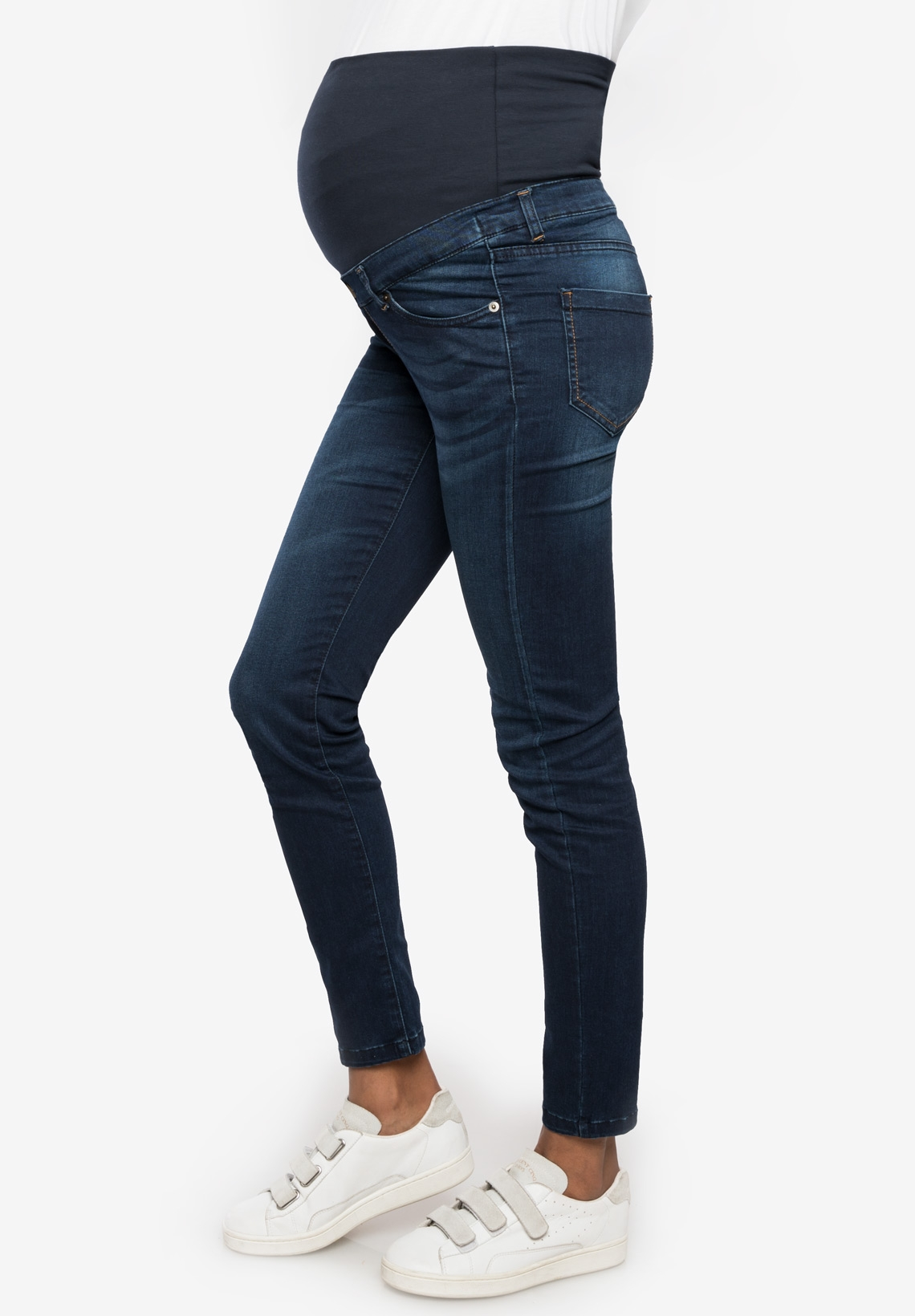 online retailer new products new high quality CLINT DELUXE - Jean grossesse slim bandeau haut