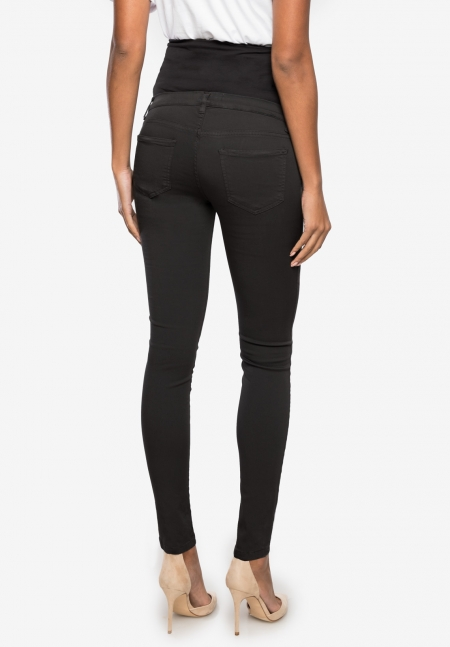 NEO SEAMLESS - Maternity pants with over seamless belly band - Envie de Fraise