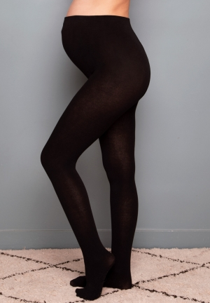 Maternity tights cotton 300D