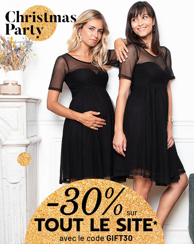 Christmas Party -30% sur tout le site